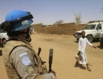 Sept Casques bleus tués au Darfour