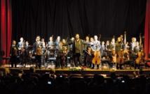 Des apprentis musiciens font sensation à l'auditorium du Centre culturel d'Agdal