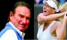 Connors coachera Sharapova