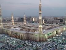 La mosquée de Médine, la mosquée du Prophète