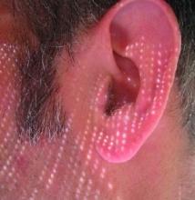 Les aveugles peuvent voir avec leurs oreilles