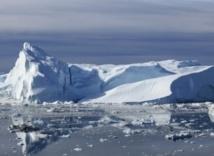 Un énorme iceberg s'est détaché du glacier Pine Island en Antarctique
