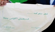 Campagne de distribution des sacs écologiques en toile