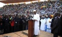 Première visite à Kidal d'un candidat à la présidentielle