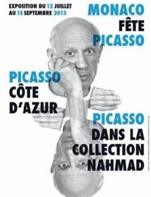 """""""Monaco fête Picasso"""""""
