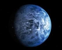 Une exoplanète bleue comme la Terre