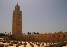 La mosquée de la Koutoubia Un monument imposant qui fait la fierté de Marrakech