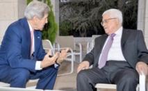 Kerry déterminé à relancer les négociations entre Palestiniens et Israéliens