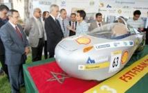 Quatre prototypes de voitures écologiques présentés à Rabat