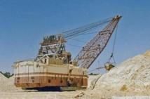 Baisse des exportations de phosphates