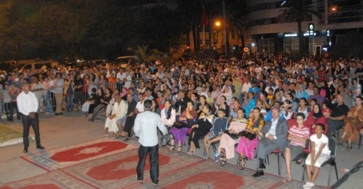 Quand Carême rime avec culture aux Ramadaniates de Sidi Belyout