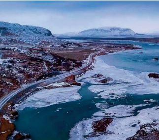 Les glaciers islandais ont reculé de 750 km2 en vingt ans