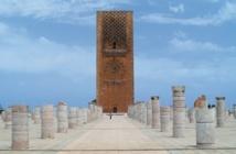 Tour Hassan, symbole de la capitale du Maroc : La mosquée inachevée