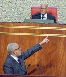 Le Groupe fédéral à la Chambre des conseillers fustige le bilan de Benkirane
