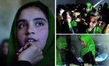 """L'école qui apprend aux filles afghanes à dire """"non"""""""