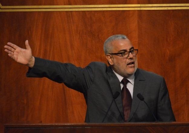 Au Parlement, Benkirane brandit l'épouvantail des élections anticipées