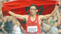 De l'or pour Amine Chentouf