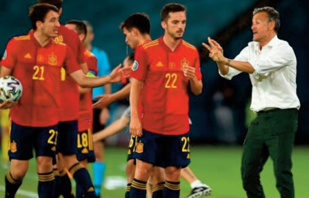 Luis Enrique: On aspire toujours à finir premiers