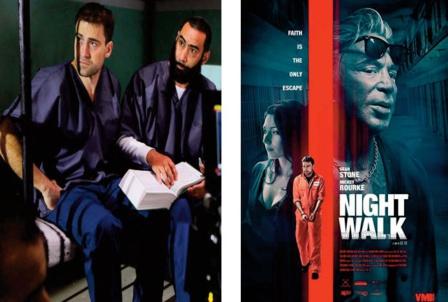 """""""Night Walk"""" fait sa sortie dans les salles américaines"""