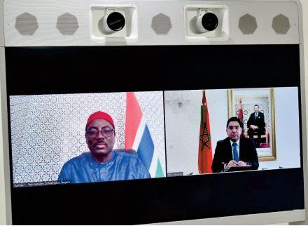 La Gambie réitère son soutien à l'intégrité territoriale du Maroc