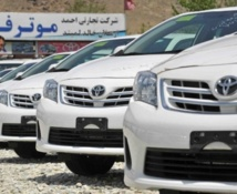 Afghanistan, pays d'une voiture