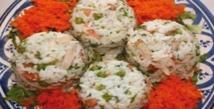 Recette : Salade de riz au poulet