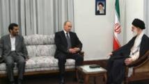 Poutine en Iran pour relancer les négociations sur le nucléaire