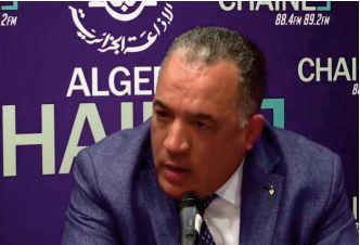 Un ancien ministre algérien des Relations avec le Parlement écroué