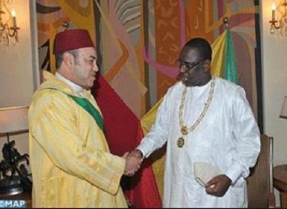 Le président sénégalais au Maroc pour relancer la coopération bilatérale