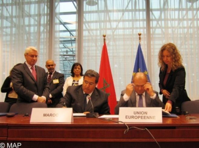Satisfaction des parties à l'accord de pêche Maroc-UE