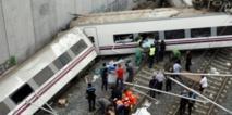 Déraillement du TGV espagnol