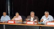 Convention pour la création d'une académie régionale de football