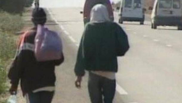 Assauts répétés d'immigrés subsahariens sur Mellilia
