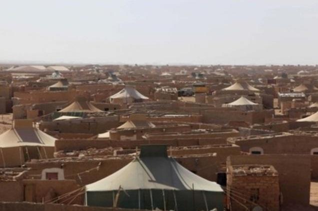 Des centaines de manifestants envahissent le siège du Polisario à Rabouni