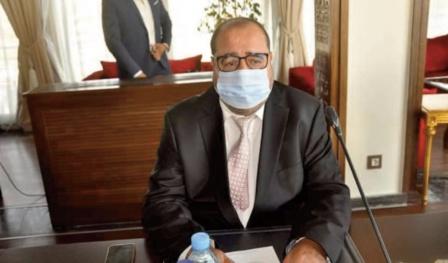 Driss Lachguar prend part à la réunion consultative sur le Pacte national pour le développement