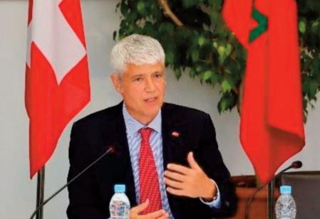 Le centenaire de la présence diplomatique helvétique au Maroc célébré en grande pompe