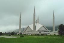 La mosquée Faiçal Shah à Islamabad