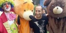 Issam Kamal partage un ftour avec les enfants cancéreux à Casablanca