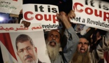 Les pro-Morsi appellent à une manifestation massive
