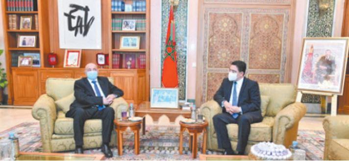 Nasser Bourita : Le Maroc sera toujours aux côtés des institutions libyennes légitimes