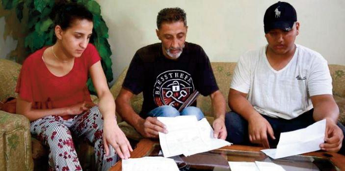 En Jordanie, des milliers de débiteurs menacés de prison