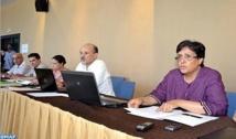 Session ordinaire de la commission régionale des Droits de l'homme Tanger-Tétouan