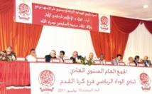 AG du WAC: réglements de compte à Aïn Diab