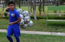 Une académie entretient le rêve d'un foot de qualité au Vietnam