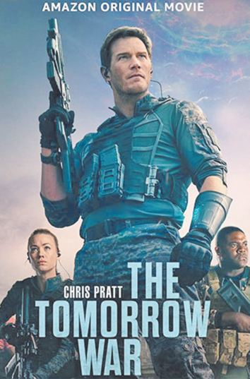 """""""The Tomorrow War"""", grosse production pour petit écran avec Chris Pratt en vedette"""