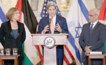 Israéliens et Palestiniens se reverront d'ici deux semaines