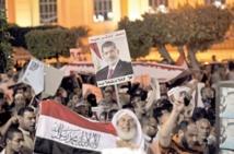La France appelle à la libération de Mohamed Morsi
