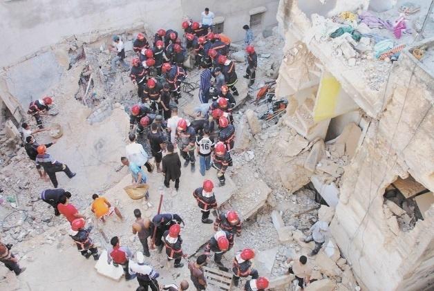 Le champ d'action du FSH s'étend aux maisons menaçant ruine