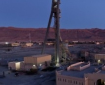 Bras de fer entre des ouvriers et un sous-traitant de la mine d'Akka