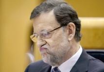 """Rajoy admet """"s'être trompé"""" dans l'affaire Barcenas"""